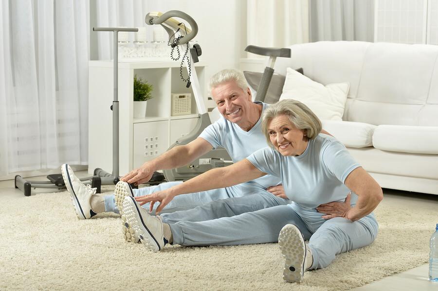 реабилитация пожилых и инвалидов